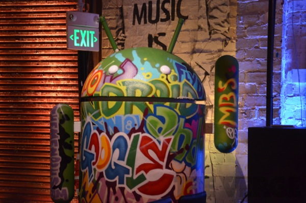 Google's Big Music Show -- Press Conference