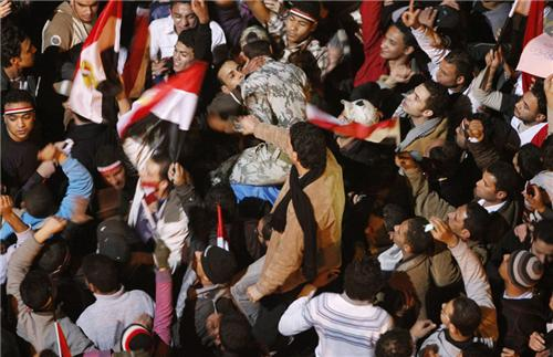covering egyptian unrest The egyptian military's ongoing clashes with the supporters of former president mohammed morsi have caught journalists seeking to cover the strife in the crossfire with some claiming that they are.