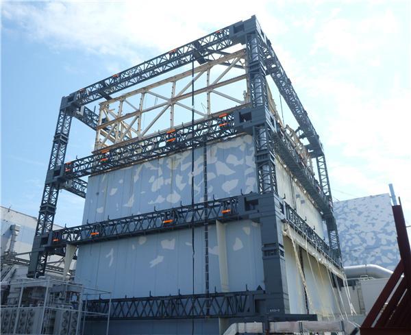 Fukushima Daiichi Reactor 1 Framing