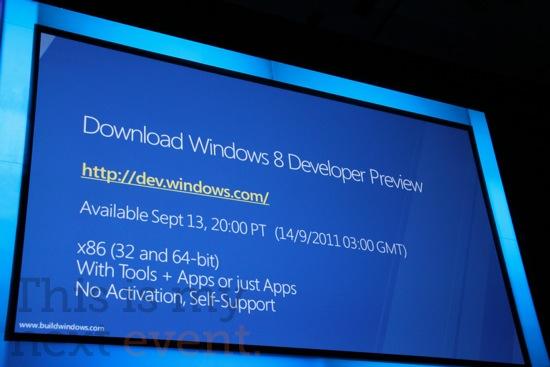 Cybercriminals leverage rumored windows 9 developer preview.