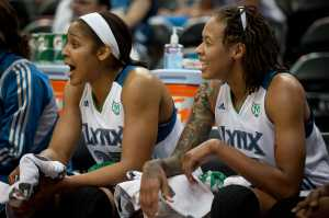 Three players from the Minnesota Lynx will be competing in London. Read the <a href=