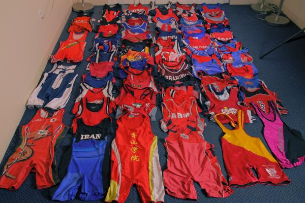My singlet collection - <a href=