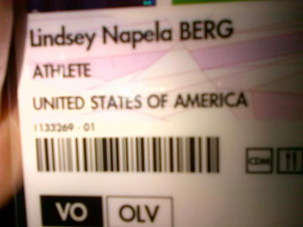Reality has set in...3-time Olympian...blessed #TeamUSA <a href=