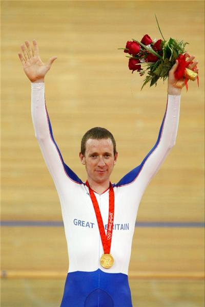Pic: Tour de France 2012 winner Bradley Wiggins will also be hoping to add a #London2012 medal to his trophy cabinet <a href=