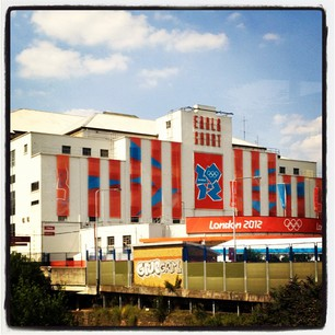 Earl's Court...now USA's Court <a href=