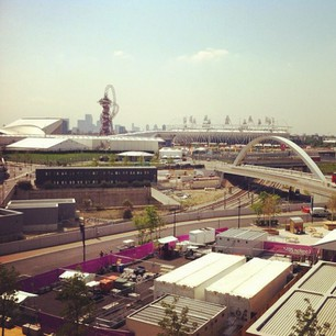 RT @TomDaley1994: Olympic Park :) <a href=