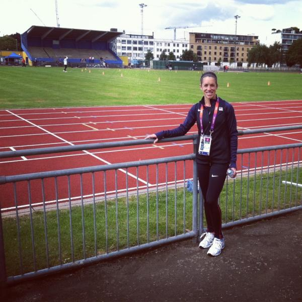 Countdown is on; 3 more days!! Had a great practice this morning, almost ready to roll #London2012 <a href=