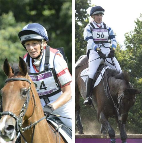 how to get on the candian olympic equestrian team
