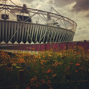 RT @ImogenJC: Olympic Park emptying out ahead of closing ceremony. #london2012  <a href=