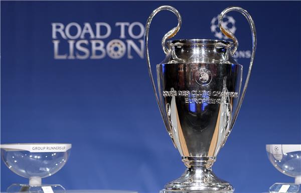Champions League draw - LIVE; Manchester City v Barcelona ...