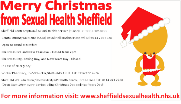 Sexual health sheffield hallamshire clinical pharmacology