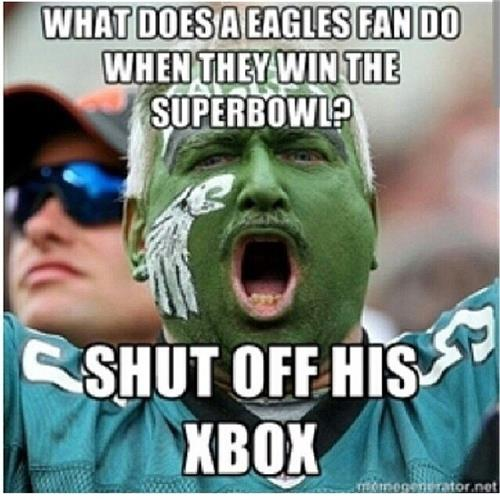 Eagles suck cowboys rule