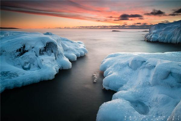 Frozen beauty: Capturing the land of ice and snow