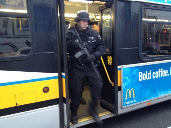 Watertown Terrorist Manhunt (LIVE)