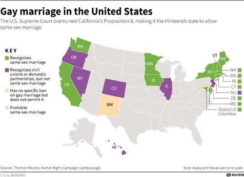Supreme Court rules states must allow same-sex marriage - CNN