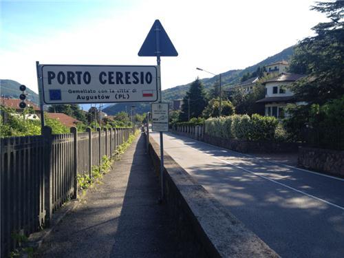 Porto ceresio varese news for Ceresio palestra