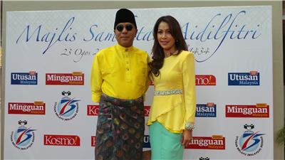 Isteri Datuk Datuk Hattan Dan Isteri