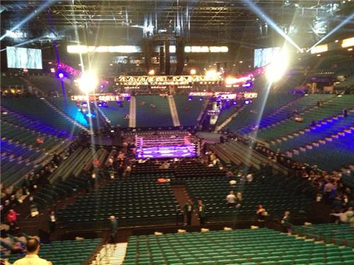 Mgm Grand Garden Arena Seating Concourse Level