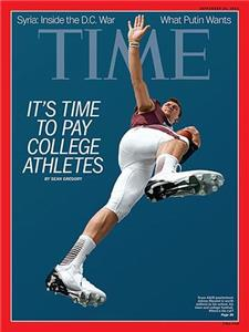 college athletes deserve to be paid essay