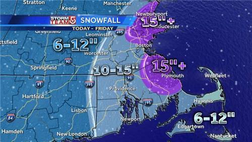 boston weather live