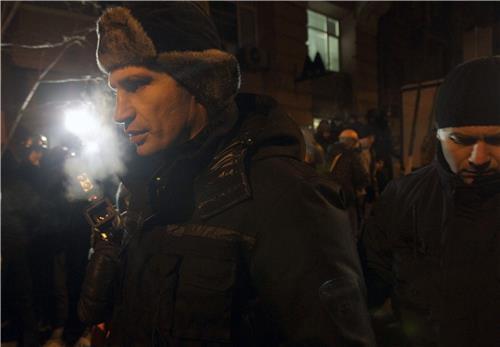 Dn rapporterar live om krisen i ukraina 6