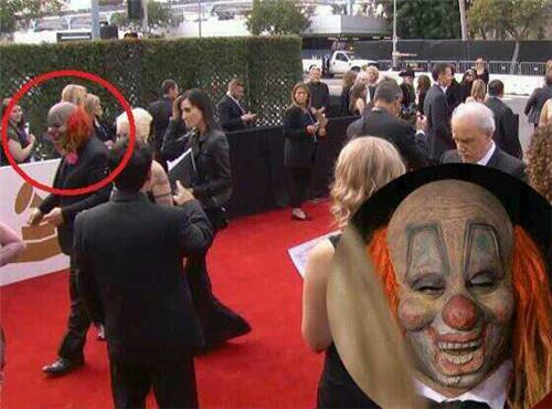 Shawn Crahan Wife Shawn Crahan From Slipknot at
