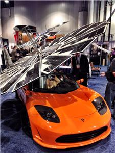 CES 2014 automotive technology