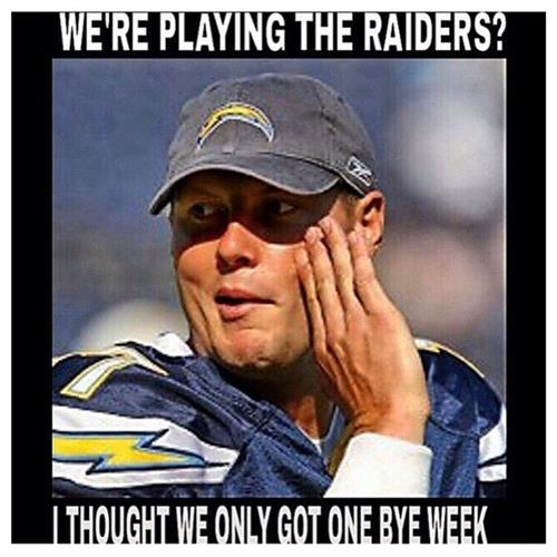 U T Now Chargers Raiders