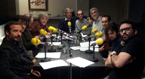 Programa musical para El Mundo Today en la madrugada de Cadena SER ...