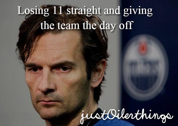 Oilers Spoof