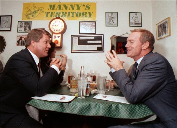 The 25th Anniversary Of The Dallas Cowboys Jerry Jones Era