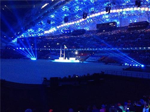 Sotschi 2014 Live Eröffnungsfeier Zu Olympia Im Live Blog