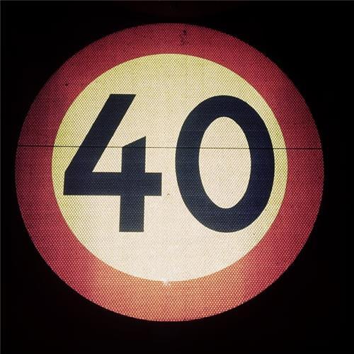 grattis på 40 årsdagen