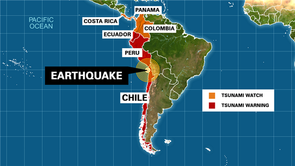 southern florida map with Powerful Earthquake Strikes Off Chile on Blombos furthermore Frank Lloyd Wright besides P24 likewise Map Of Southern New H shire furthermore Cbr Tips.