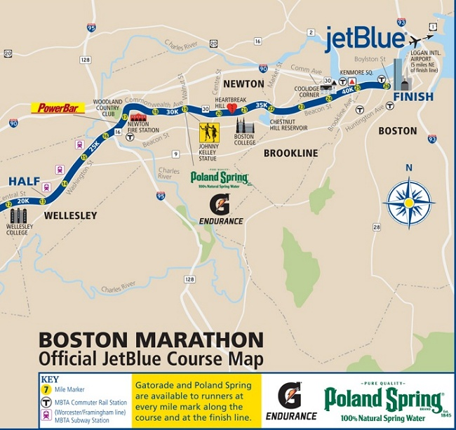 Boston Marathon Live Blog