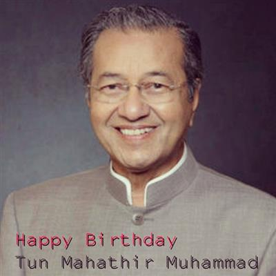 tun dr mahathir mohamad is my idol Feel so sebak whenever i see a photo of tun m and tun siti both of them are 4 times my age  we must not idol worship tun  tun dr mahathir mohamad stated that.