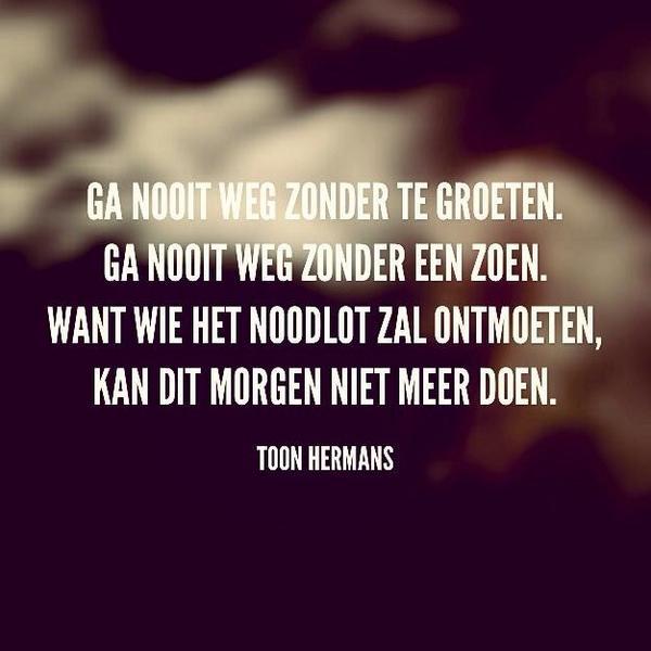 Vaak Toon Hermans Gedichten Overlijden BK57 | Belbin.Info @FZ34