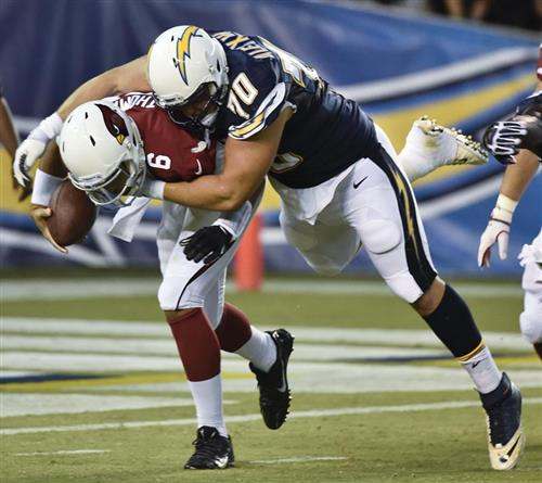 San Diego Chargers Arizona Cardinals: U-T Now: Chargers