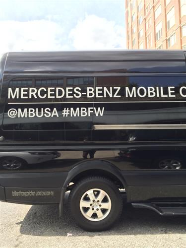 Mercedes Benz New York Fashion Week Spring Summer 2015