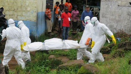 Why Ebola is so dangerous