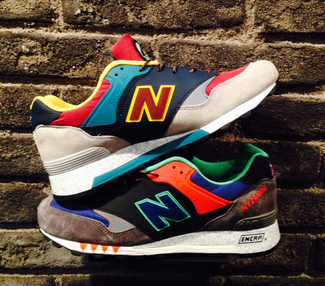 Sneakers New Balance Uomo Scarpe New Balance Colorate New
