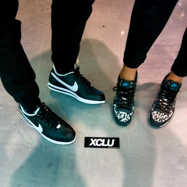 Zapatos Nike Cortez Con Frases