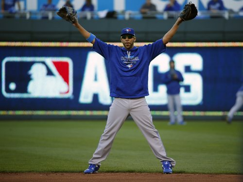 2234c2973580e Toronto Blue Jays face Kansas City Royals in ALCS Game 2 - CBC.ca News