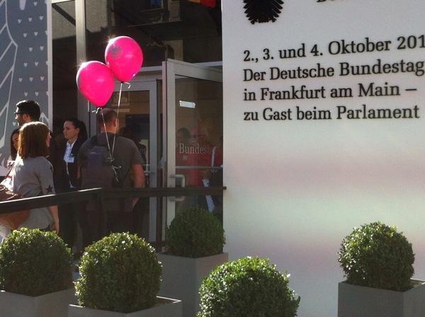 programm einheitsfeier frankfurt