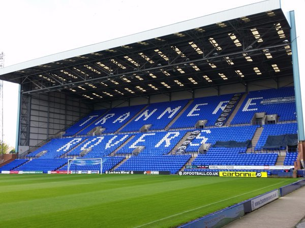 Tranmere Wall