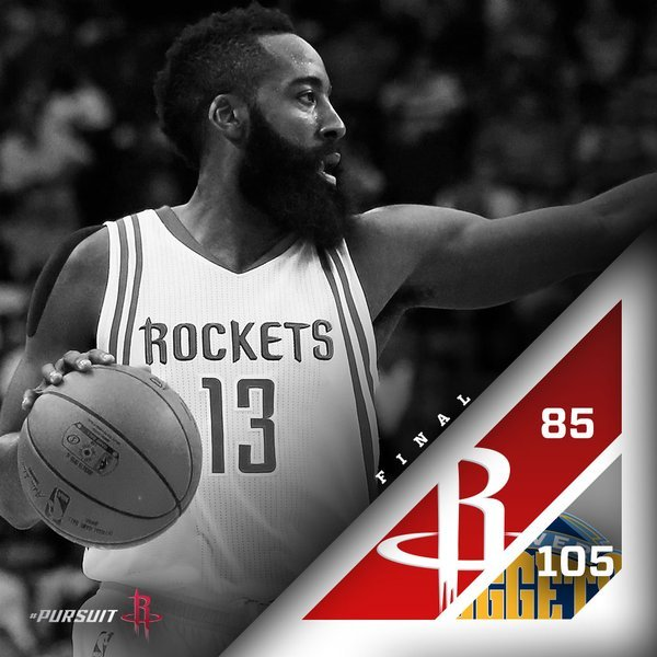 Houston Rockets Vs Denver Nuggets: Denver Nuggets Season Opener At Houston Rockets