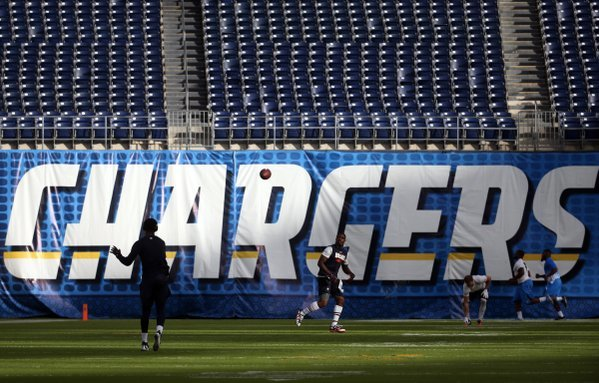 Week 9 Bears At Chargers Chicago Tribune