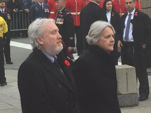 Wedding Insurance Ontario: Remembrance Day Ceremony, 2015