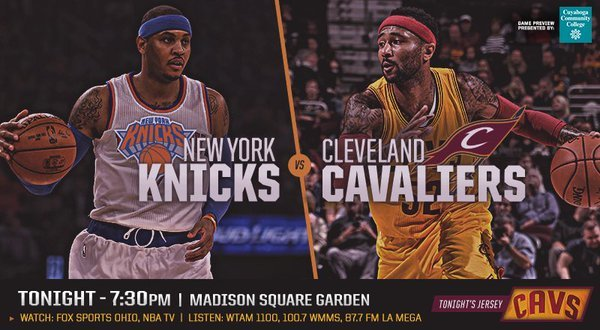 Cleveland Cavaliers Live Blog | Page 711