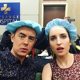 "Life in Pieces Season 1 (Episode 9 - ""Hospital Boudoir Time"